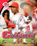 Aroldis Chapman 2011 Portrait Plus Photo