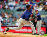 Francisco Liriano 2011 Action Photo