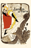 Jardin de Paris Masterprint