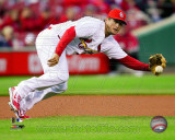 David Freese 2011 Action Photographie