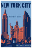 New York City Souvenir Book Masterprint