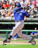 Billy Butler 2011 Action Photo