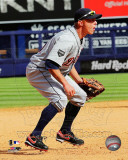 Brandon Inge 2011 Action Photo