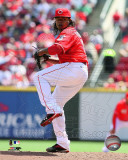 Edinson Volquez 2011 Action Photo