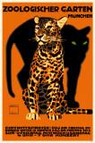 Zoologischer Garten Masterprint
