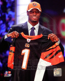 A.J. Green 2011 NFL Draft 4 Pick Photo