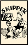 Skipper Popcorn Masterprint