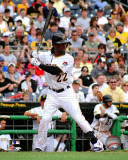 Andrew McCutchen 2011 Action Photographie