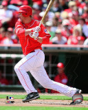 Scott Rolen 2011 Action Photo