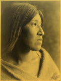 Cahuilla Woman Masterprint