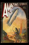 April 1932 -Amazing Stories -Mechanocracy Masterprint