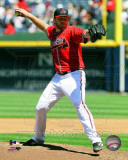Tommy Hanson 2011 Action Photo