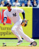 Robinson Cano 2011 Action Photo