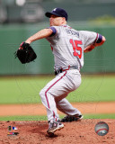 Tim Hudson 2011 Action Photo