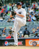 Joba Chamberlain 2011 Action Photo