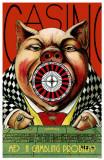 Casino Pig Masterprint