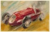 Austin Racer Masterprint