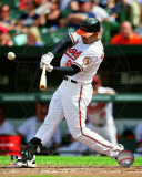 Nick Markakis 2011 Action Photo