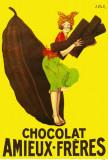 Chocolat Amieux Freres Masterprint