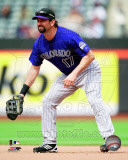 Todd Helton 2011 Action Photo