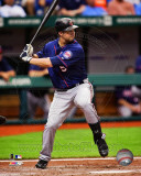 Michael Cuddyer 2011 Action Photo