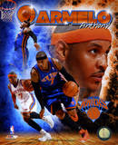 NBA Carmelo Anthony 2011 Portrait Plus Photo