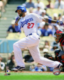 Matt Kemp 2011 Action Photo