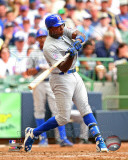 Alfonso Soriano 2011 Action Photo