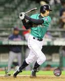 Ichiro Suzuki 2011 Action Photo