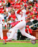 Matt Holliday 2011 Action Photo