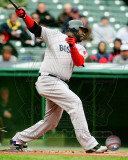 David Ortiz 2011 Action Photo