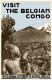 Visit the Belgian Congo Masterprint
