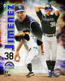 Ubaldo Jimenez 2011 Portrait Plus Photo
