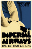 Imperial Airways Masterprint