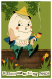 Humpty Dumpty Masterprint