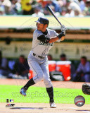 Ichiro Suzuki 2011 Action Photo