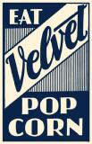 Velvet Popcorn Masterprint