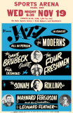 Jazz for Moderns Masterprint