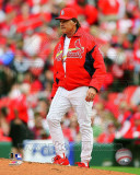 Tony LaRussa 2011 Action Photo