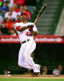 Torii Hunter 2011 Action Photographie