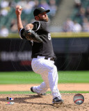 John Danks 2011 Action Photo