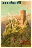 Chemins de Fer de L'est Alsace Masterprint