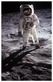 Man on the Moon Masterprint