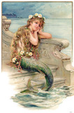 Mermaid Masterprint