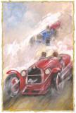 Alfa Romeo Racer Masterprint