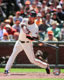 Aubrey Huff 2011 Action Photo
