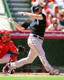 Adam Lind 2011 Action Photo