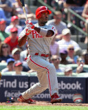 Jimmy Rollins 2011 Action Foto
