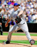 Ryan Dempster 2011 Action Photo