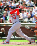 David Freese 2011 Action Photo